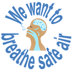 We want to Breathe Clean Air
